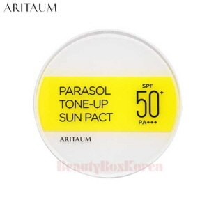ARITAUM Parasol Tone-up Sun Pact SPF50+ PA+++15g [Limited Edition]